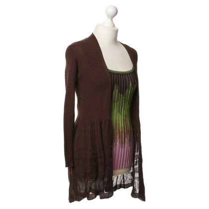 Missoni Twinset with gradient