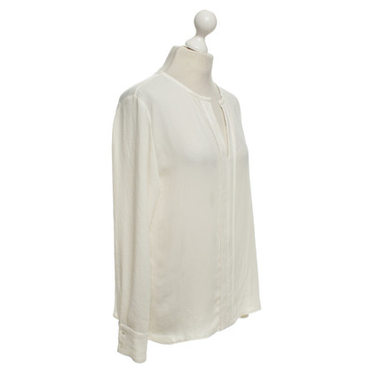 Marc Cain Flowing blouse in cream