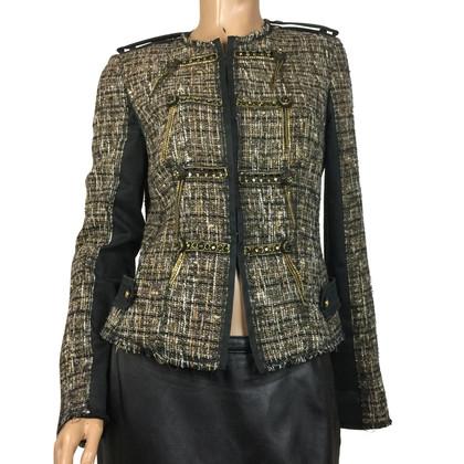Pinko giacca di tweed
