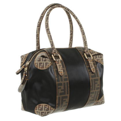 Fendi Handbag with pattern