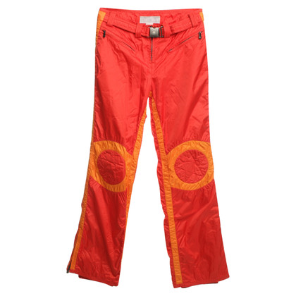 Jet Set Ski pants Orange