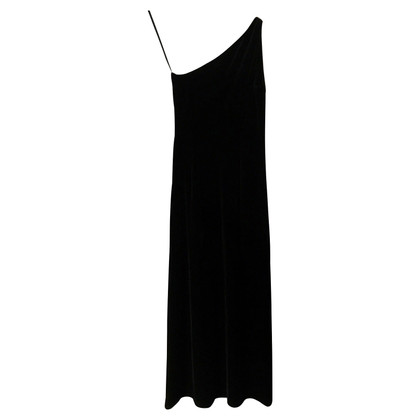 Mani One-shoulder evening dress