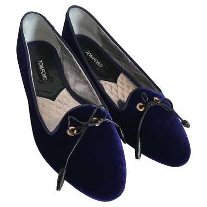 Tom Ford Velvet Slipper