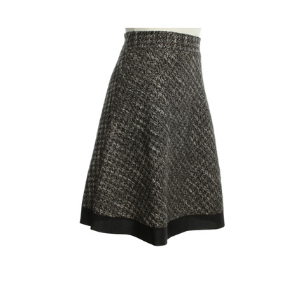 Red Valentino Tweed skirt with fancy