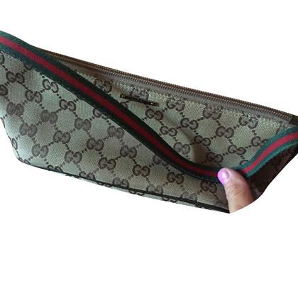 Gucci Pochette met Guccissima patroon