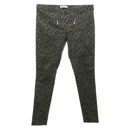 Matthew Williamson trousers with pattern