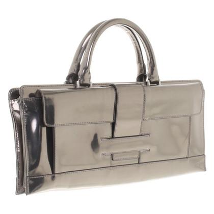 Hugo Boss Handbag with metallic coating