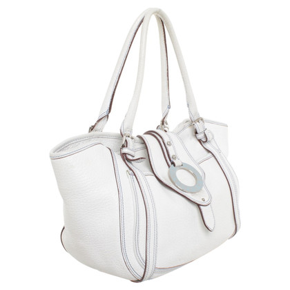 Dolce & Gabbana Leather bag in white