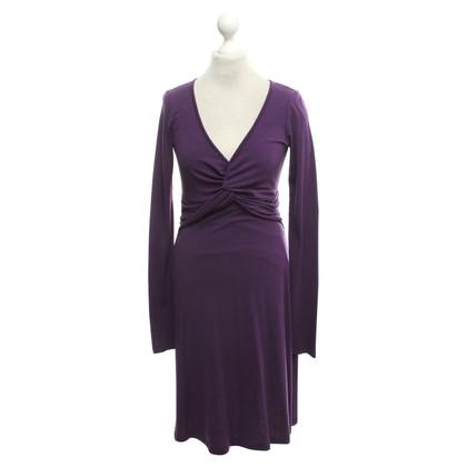 Maliparmi Kleid in Violett