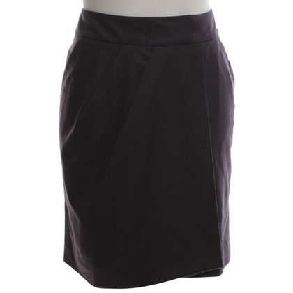 Céline skirt in violet
