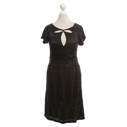 Other Designer Blank London - dress with applied Pearl
