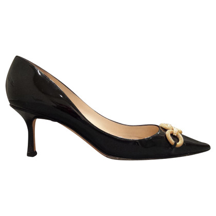 Jimmy Choo pumps pelle verniciata