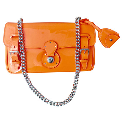 Ralph Lauren Patent leather handbag
