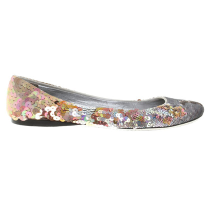 Miu Miu Ballerinas with sequins