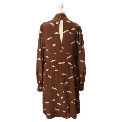 Tibi Kleid aus Seide
