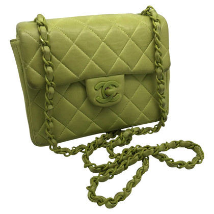 "Chanel ""Classic Flap Bag Mini Square"" Ltd. E."