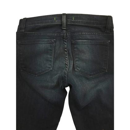 J Brand Blauwe spijkerbroek