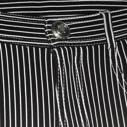 Ferre trousers with stripe pattern