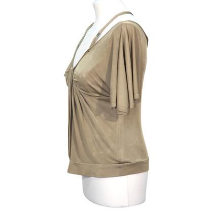 Karen Millen Bluse in Beige
