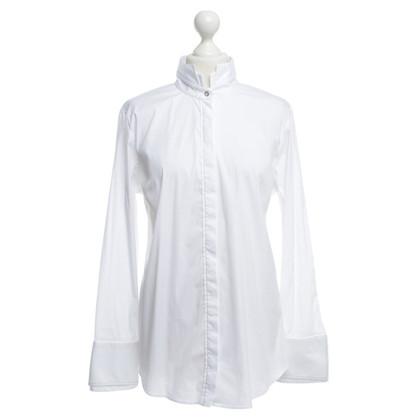 Van Laack Blusa in bianco