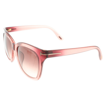 Tom Ford Occhiali da sole in rosa