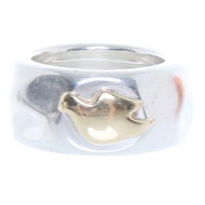 Pomellato Silver ring