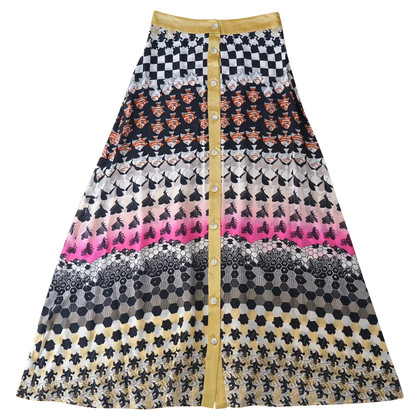Matthew Williamson skirt made of silk