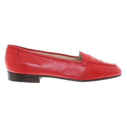 Chanel Slipper in Rot