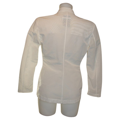 Jean Paul Gaultier white jacket