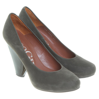 Paco Gil Pumps in Grau