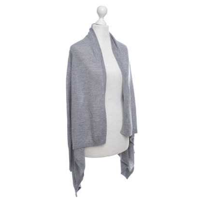Dear Cashmere Strickjacke in Grau