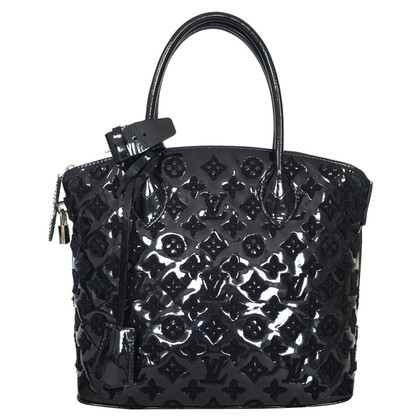 "Louis Vuitton ""Lock It MM Monogram Vernis"""