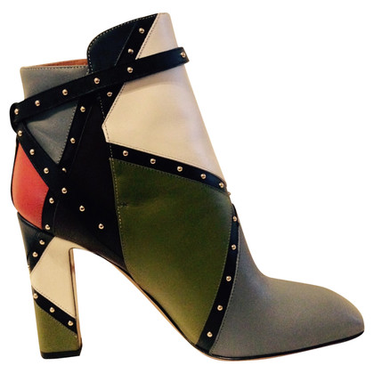 Valentino Ankle boots in multicolor