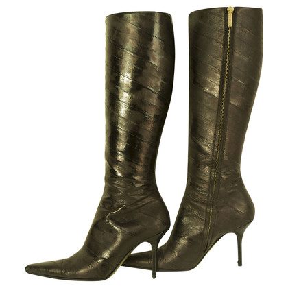 Dolce & Gabbana Boots of eel