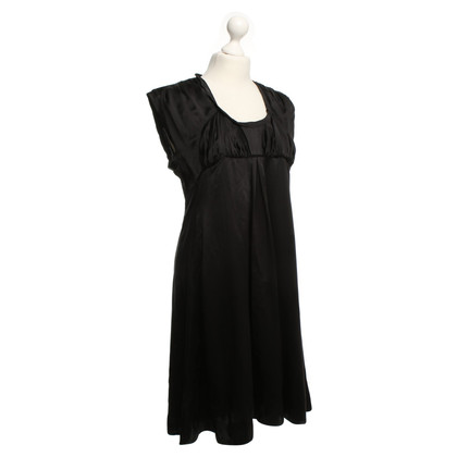 Miu Miu Black silk dress