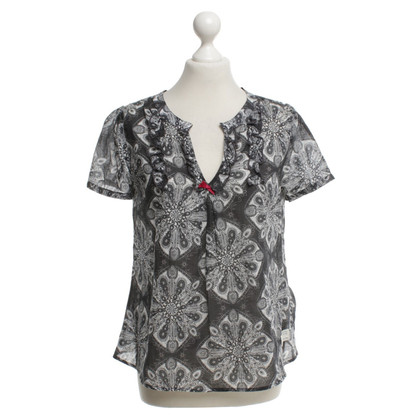 Odd Molly Short sleeve blouse
