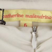 Catherine Malandrino Broek met ruffle