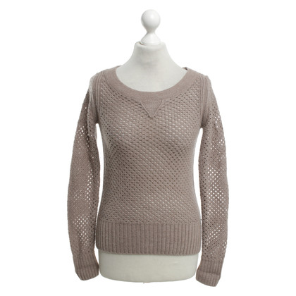 Club Monaco Knitted pullover in beige