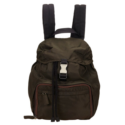 Prada Prada Nylon Backpack