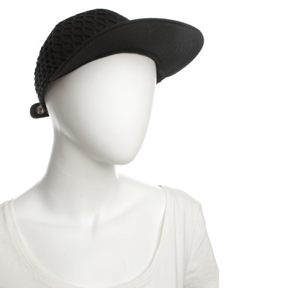 Alexander Wang Baseball Cap in black
