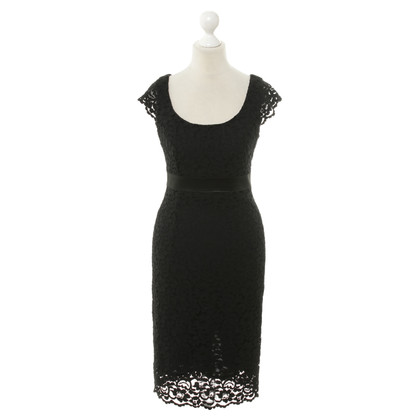 Piu & Piu Sheath dress with lace