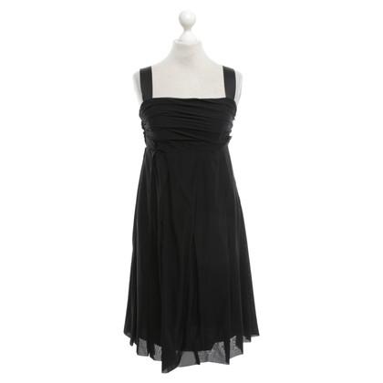 Malo Kleid in Schwarz
