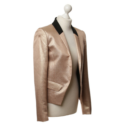 Derek Lam Blazer in Rosé gold