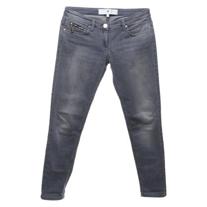 Elisabetta Franchi Jeans in Grau