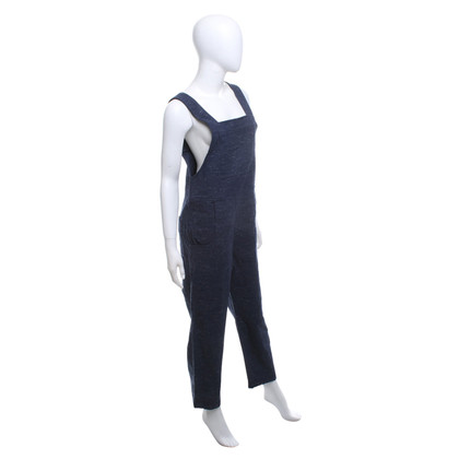 A.P.C. Jumpsuit in Blau