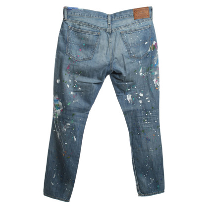 Polo Ralph Lauren Jeans met patroon