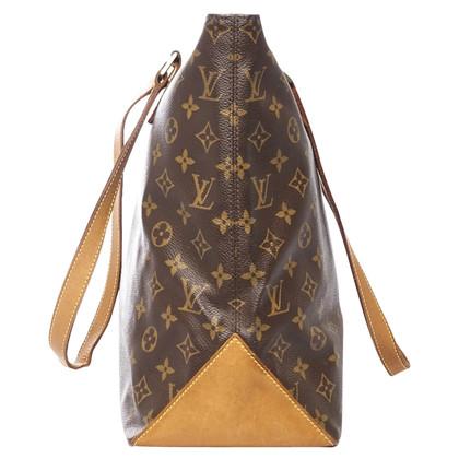 "Louis Vuitton ""Cabas Mezzo Monogram Canvas"""
