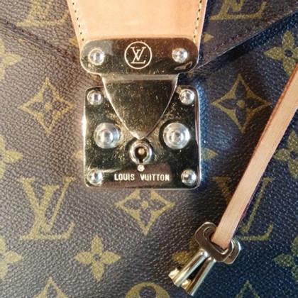 Louis Vuitton Briefcase van Monogram Canvas