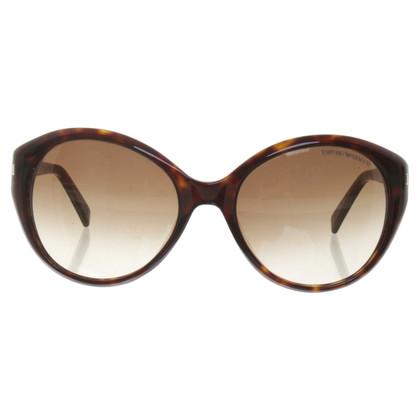 Armani Sonnenbrille in Dunkelbraun