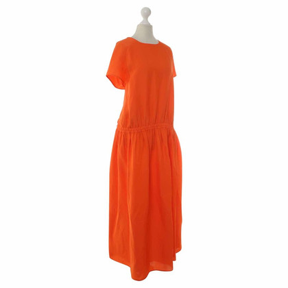Carven Kleid in Orange